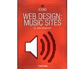 Szczegóły książki WEB DESIGN: MUSIC SITES