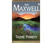 Szczegóły książki TRUDNE POWROTY