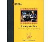 Szczegóły książki BLONDYNKA TAO