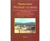 Szczegóły książki WSCHÓD RZYMSKI