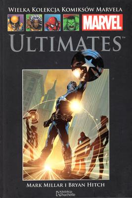 THE ULTIMATES: SUPER-HUMAN (MARVE L 24)