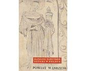 Szczegóły książki KATALOG ZABYTKÓW SZTUKI W POLSCE. POWIAT WĄBRZESKI