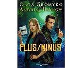 Szczegóły książki PLUS/MINUS