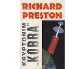 Szczegóły książki KRYPTONIM KOBRA
