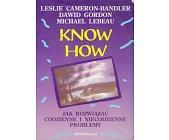 Szczegóły książki KNOW HOW - JAK ROZWIĄZAĆ ....