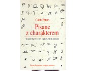 Szczegóły książki PISANE Z CHARAKTEREM