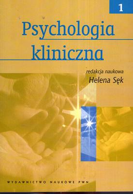 PSYCHOLOGIA KLINICZNA - 2 TOMY