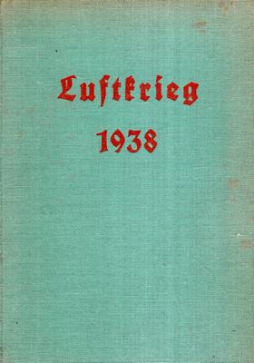 LUFTKRIEG 1938