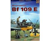 Szczegóły książki MESSERSCHMITT BF 109 E, VOL 1 (37)
