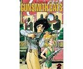 Szczegóły książki GUNSMITH CATS - TOM 2 - EKSPLOZJA