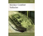 Szczegóły książki STRYKER COMBAT VEHICLES