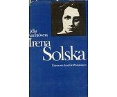 Szczegóły książki IRENA SOLSKA
