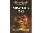 Szczegóły książki BOHATEROWIE II - MINOTAUR KAZ - TOM 1