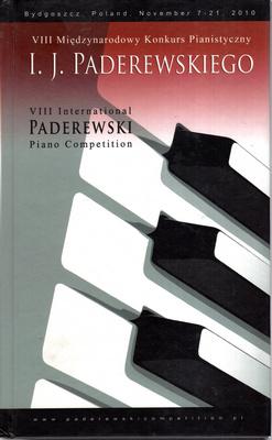 VIII MIĘDZYNARODOWY KONKURS PIANISTYCZNY I. J. PADEREWSKIEGO