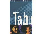 Szczegóły książki TABU
