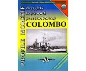 Szczegóły książki PROFILE MORSKIE 48 - BRYTYJSKI KRĄŻOWNIK PRZECIWLOTNICZY COLOMBO