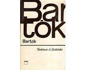 Szczegóły książki BARTÓK