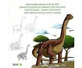 Szczegóły książki HOW TO DRAW ANIMALS STEP BY STEP
