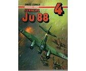 Szczegóły książki JUNKERS JU 88 - MONOGRAFIE LOTNICZE NR 4
