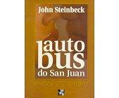 Szczegóły książki AUTOBUS DO SAN JUAN