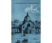 Szczegóły książki MARYWIL (ZABYTKI WARSZAWY)