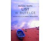 Szczegóły książki LIST W BUTELCE