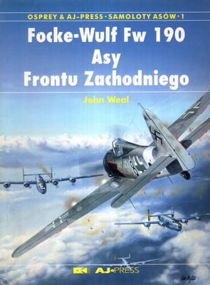 FOCKE - WULF FW 190 - ASY FRONTU ZACHODNIEGO