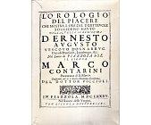 Szczegóły książki L'OROLOGIO DEL PIACERE