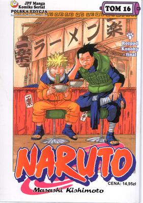 NARUTO - TOM 16