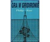 Szczegóły książki GRA W GRIDIRONIE