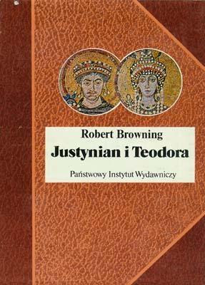 Znalezione obrazy dla zapytania Robert Browning Justynian i Teodora