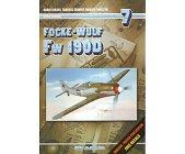 Szczegóły książki FOCKE-WULF FW 190D