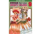 Szczegóły książki OURAN HIGH SCHOOL HOST CLUB - TOM 9
