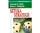 Szczegóły książki SZTUKA STRATEGII
