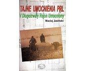Szczegóły książki TAJNE UMOCNIENIA PRL - V DŁUGOTRWAŁY REJON UMOCNIONY