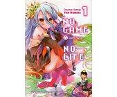 Szczegóły książki NO GAME NO LIFE 1 (LIGHT NOVEL)