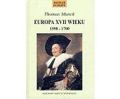 Szczegóły książki EUROPA XVII WIEKU 1598 - 1700