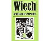 Szczegóły książki WARIACKIE PAPIERY