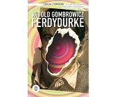 Szczegóły książki FERDYDURKE