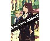 Szczegóły książki ARE YOU ALICE? - 2