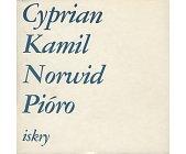 Szczegóły książki PIÓRO