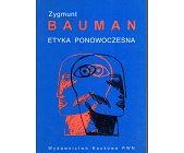Szczegóły książki ETYKA PONOWOCZESNA