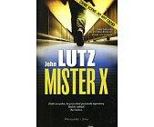 Szczegóły książki MISTER X