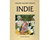Szczegóły książki WIELKIE KULTURY ŚWIATA - INDIE