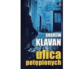 Szczegóły książki ULICA POTĘPIONYCH