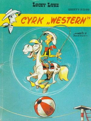 LUCKY LUKE - CYRK WESTERN