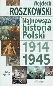 NAJNOWSZA HISTORIA POLSKI - 2 TOMY (1 I 2)