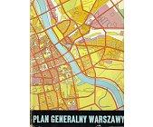 Szczegóły książki PLAN GENERALNY WARSZAWY