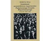 Szczegóły książki DZIAŁALNOŚĆ PRZESIEDLEŃCZO-OPIEKUŃCZA PAŃSTWOWEGO URZĘDU REPATRIACYJNEGO W L.1944-1951