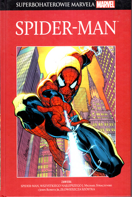 SUPERBOHATEROWIE MARVELA - SPIDER MAN (MARVEL 1)